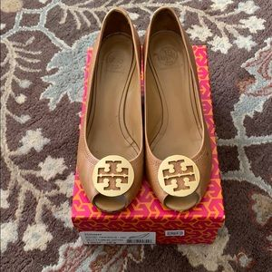 Tory Burch Wedges, Size 10.5